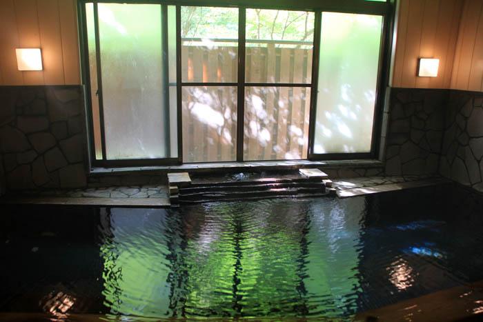 小瀬温泉ホテル内湯