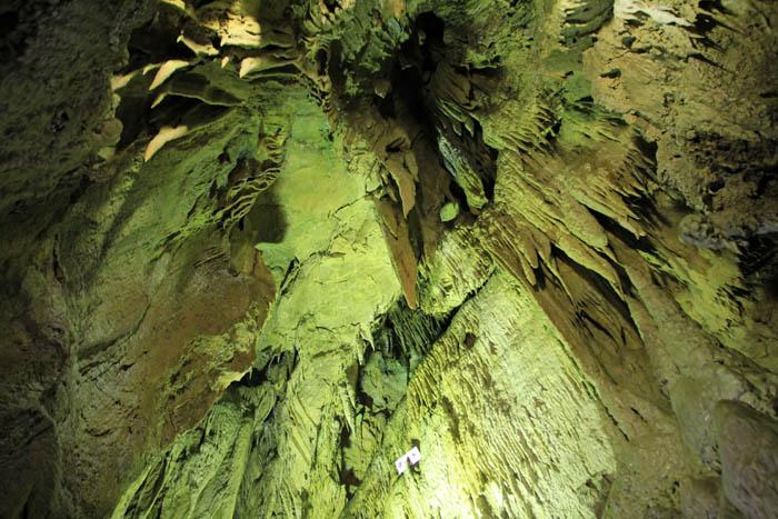 大滝鍾乳洞天上界