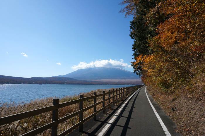富士吉田山中湖自転車道